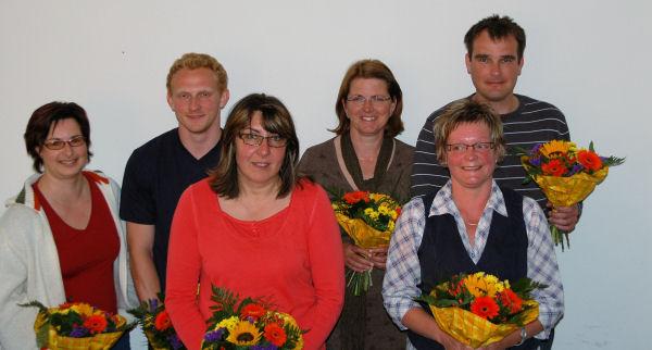 Vorstandswahl 2011